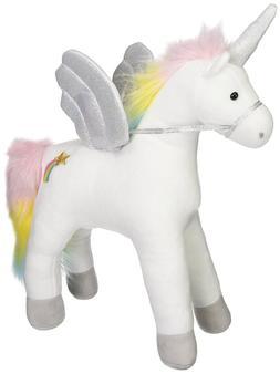 My Magical Sound and Lights Unicorn Stuffed Animal Plush Whi