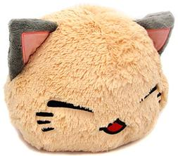 FuRyu Nemuneko Cute and Fluffy Cat Plush 15'' ~ Large Be