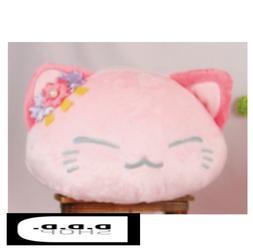 furyu NEMUNEKO Sakura KANZASHI BIG stuffed toy Soft Plush pi