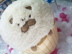 NEW 2019 Furyu Yeast Ken Dog Angry Cupcake Big Plush Doll Ja