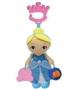 DISNEY BABY Princess CINDERELLA Activity Stroller Toy Girl N