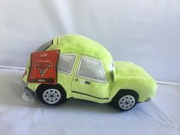 "Disney Store Exclusive Pixar CARS 2 Acer Pacer 8"" Plush Bean"