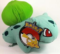 NEW Nintendo Pokemon Plush Small BULBASAUR 6'' Soft Stuffed
