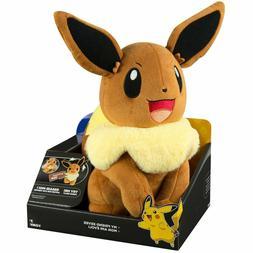 - NEW - Pokémon My Friend Eevee Feature Plush FREE SHIPPING