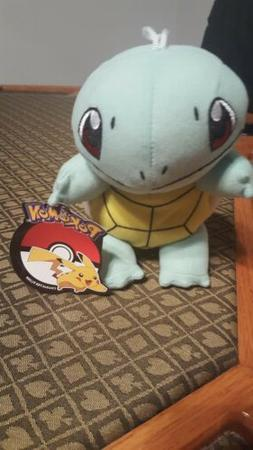 new pokemon squirtle 7 soft plush toy