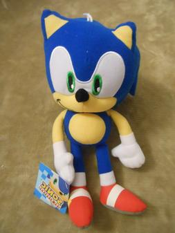 new sonic the hedgehog 13 plush stuffed