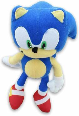 new sonic the hedgehog 8 plush stuffed