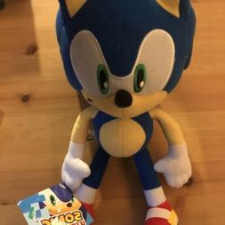 NEW Sonic the Hedgehog Movie Sonic Plush with Toy Factory of