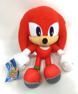 NEW Sonic the Hedgehog Plush  Sega Licensed Toy Factory