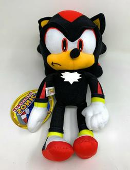 new sonic the hedgehog plush 12 shadow