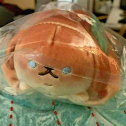 NEW Furyu Yeast Ken Bread Dog Plush 17cm Shiba Toreba Stuffe