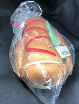 NEW Furyu Yeast Ken Bread Dog Plush Shiba Plushy Toy Toreba