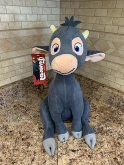 NWT Ferdinand the Bull gray 13 inch plush stuffed animal Toy