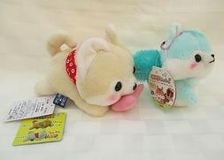 NWT AMUSE JAPAN PLUSH TOY LOT 15 STUFFED TOYS GREAT VARIETY