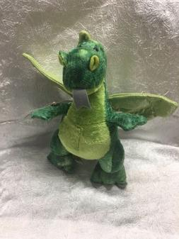 "NWT Plush Ember Dragon By GUND Ember 10"" Toy"