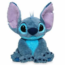 "NWT Disney Store Authentic Stitch Plush Doll Medium 15"" H Li"