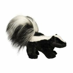 NWT 8 Inch Striper Plush Skunk, Stuffed Skunk, Toy Skunk by