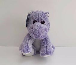 NWT Sugarloaf Kellytoy Purple Hippo Soft Plush Toy Stuffed A