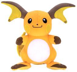 Official Licensed Pokemon Raichu Pikachu Plush Stuffed Figur