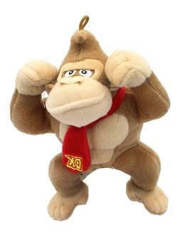 Official Nintendo Super Mario Donkey Kong Plush Stuffed Figu