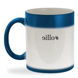 #ollie - 11oz Hashtag Color Changing Sturdy Ceramic Coffee C