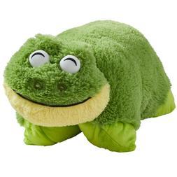 Pillow Pets Original Friendly Frog Stuffed Animal Plush Toy