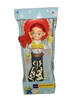 Disney Parks Collectors Talking Jessie Toy Story Pull String