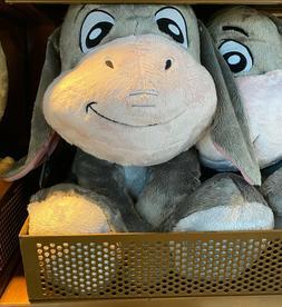 Disney Parks Eeyore Big Feet Large 18 inch Plush Doll NEW