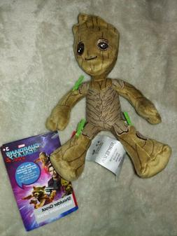 Disney Parks Groot Guardians of the Galaxy Marvel Shoulder P