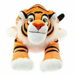 Disney Parks Store Aladdin Stuffed Plush Jasmine Rajah Tiger