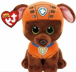 Paw Patrol Beanie Boos TY Zuma Plush Toy