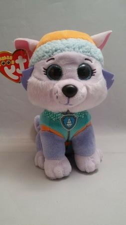 TY Paw Patrol SKYE - cockapoo dog reg Plush