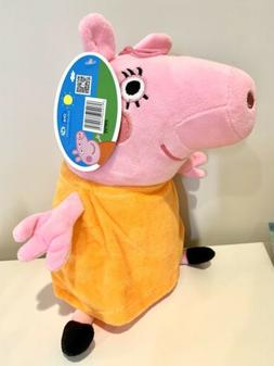 Peppa Pig Family Mommy Pig Plush Toy Stuffed Doll US Seller