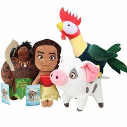 """Pet Pua Baby Soft Stuffed 9"""" pig Toy Doll X gift Moana Plush"""