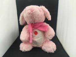 "PetSmart 2017 Squeak bunny toy new 17"" plush stuffed Animal"