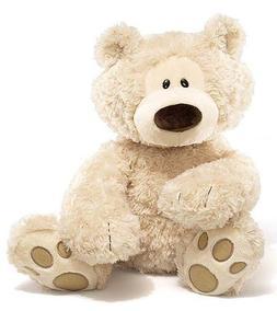 Gund Philbin Teddy Bear Stuffed Animal, Twin Pack