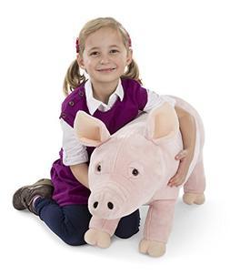 Melissa & Doug® Pig Plush