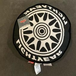 "Disney Pixar Cars Plush Pillow Tire Lightyear 17"" Guido An"