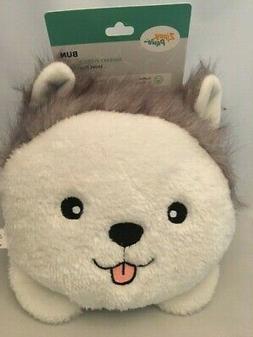 ZippyPaws Plush BUN Husky Dog Toy with Squeaker