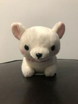 AMUSE Muchimu Chihuahua Mucchie Dog Plush NEW