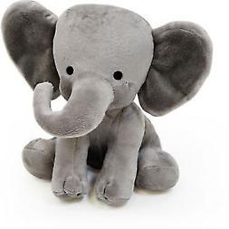 Plush Elephant Bedtime Toy Choo Choo Grey Stuffed Animal - H