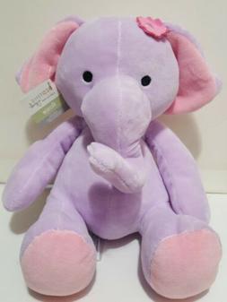 Bedtime Originals Plush Elephant Rosie, Purple