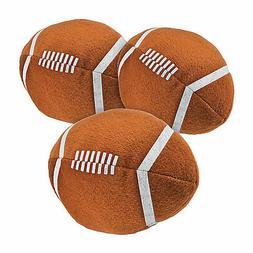 Plush Footballs - Toys - 12 Pieces