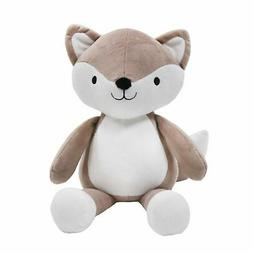 plush fox sly toy pillow