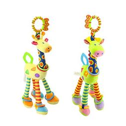 Smibie Plush Giraffe Animal Baby Plush Toy Developmental Int