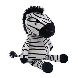 Bedtime Originals Plush Jungle Buddies Zebra, Domino