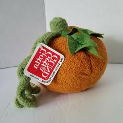 Gund Plush Pumpkin Stuffed Toy Halloween Fall Thanksgiving D