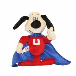 Plush Talking Underdog Dog Toy