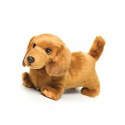 Nat and Jules Plush Toy, Dachshund, Small