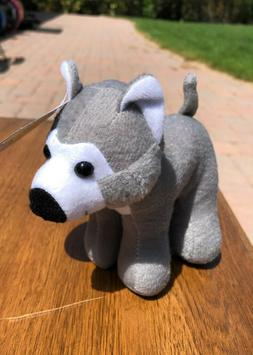 Plush toy dog for kids